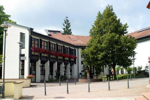 Abtsteinach-Rathaus
