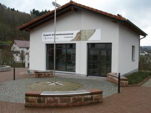 Geopark-Zentrum außen