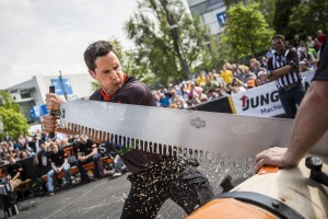 LIGNACup Hannover / STIHL® TIMBERSPORTS® SERIES