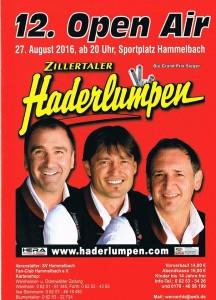 Haderlumpen 12. Konzert 16-08-27