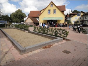Ortsmitte Hammelbach-nachher (Bild NH ProjektStadt)